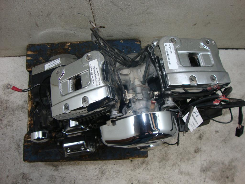 Harley Davidson Transmission: Harley Davidson 80 1340 Softail Evolution Evo ENGINE MOTOR
