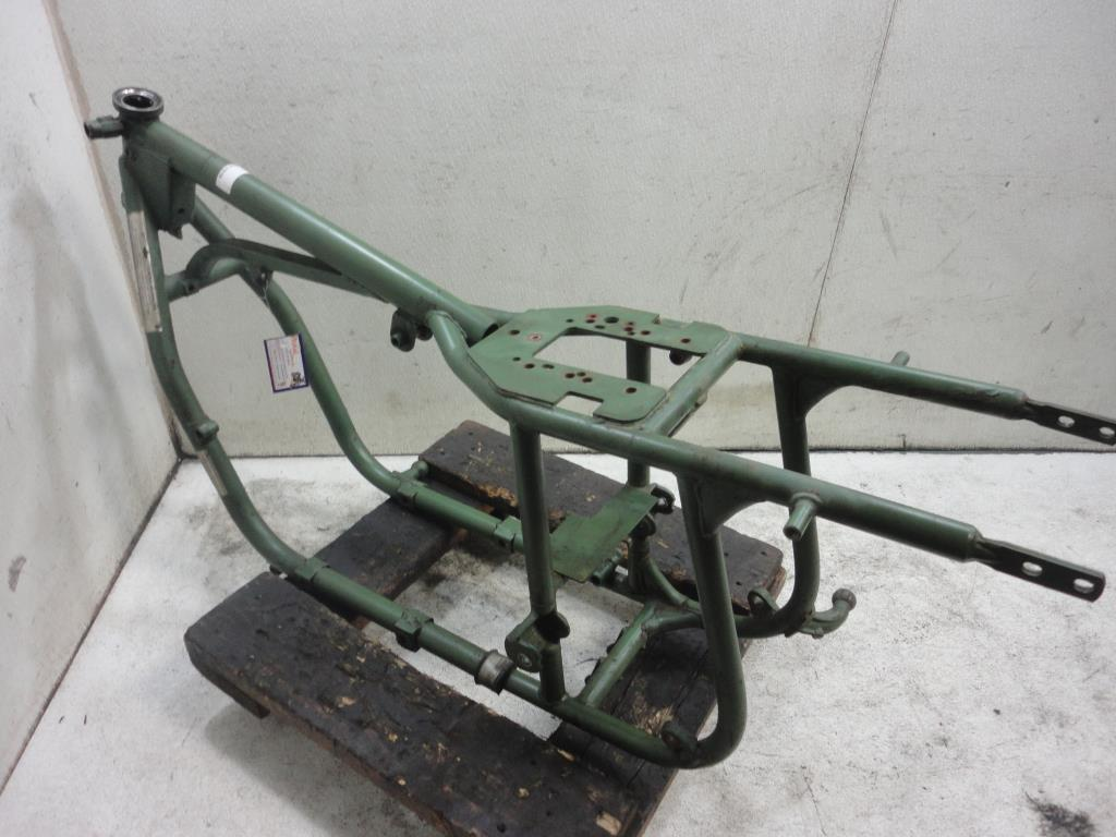 USED 2005 Ural Motorcycle Gear Up FRAME CHASSIS