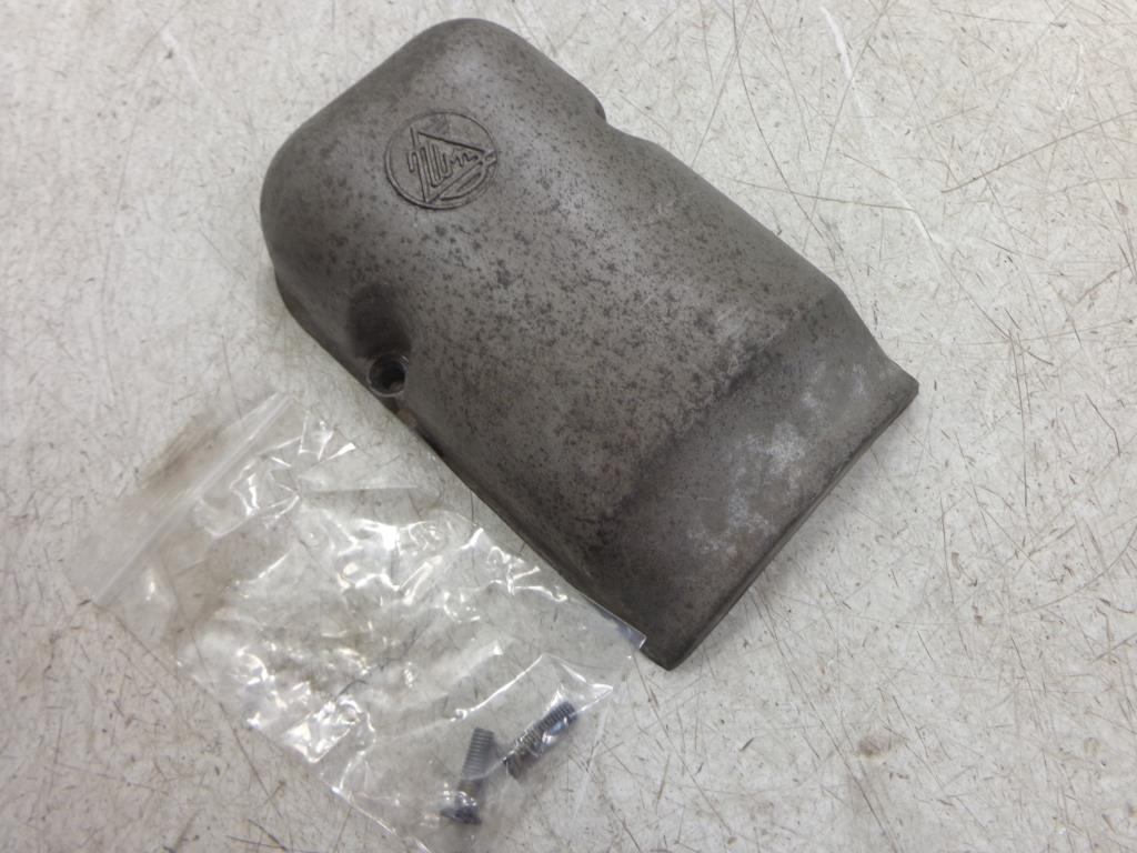 USED Ural 750 ENGINE MOTOR CRANKCASE OIL FILTER FRONT COVER