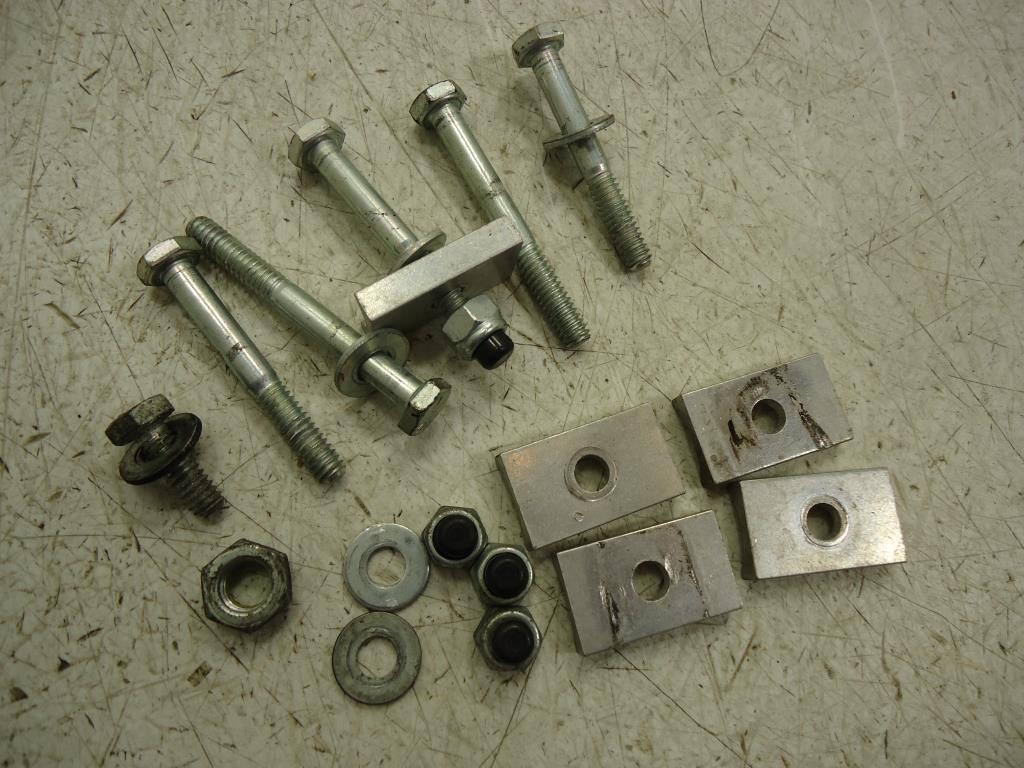 USED Harley Davidson Touring FLH Touring TRUNK TOUR PAK PACK MOUNT HARDWARE SPACER