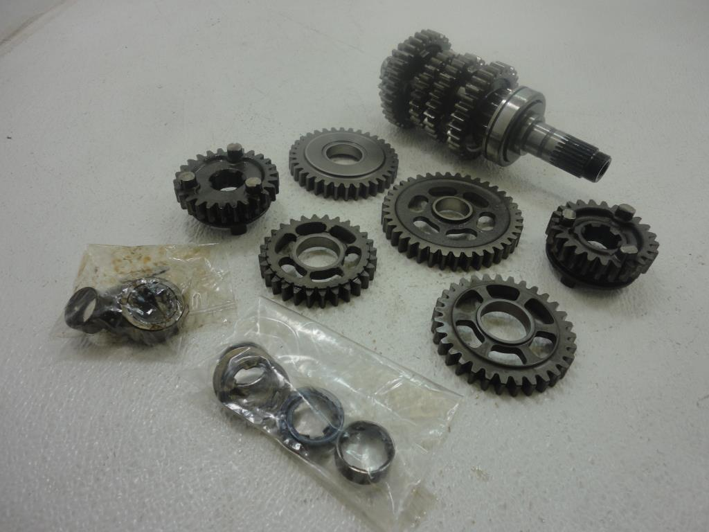 USED 1984 1985 1986 Honda Nighthawk CB700SC CB700 700 TRANSMISSION GEARS GEAR SET