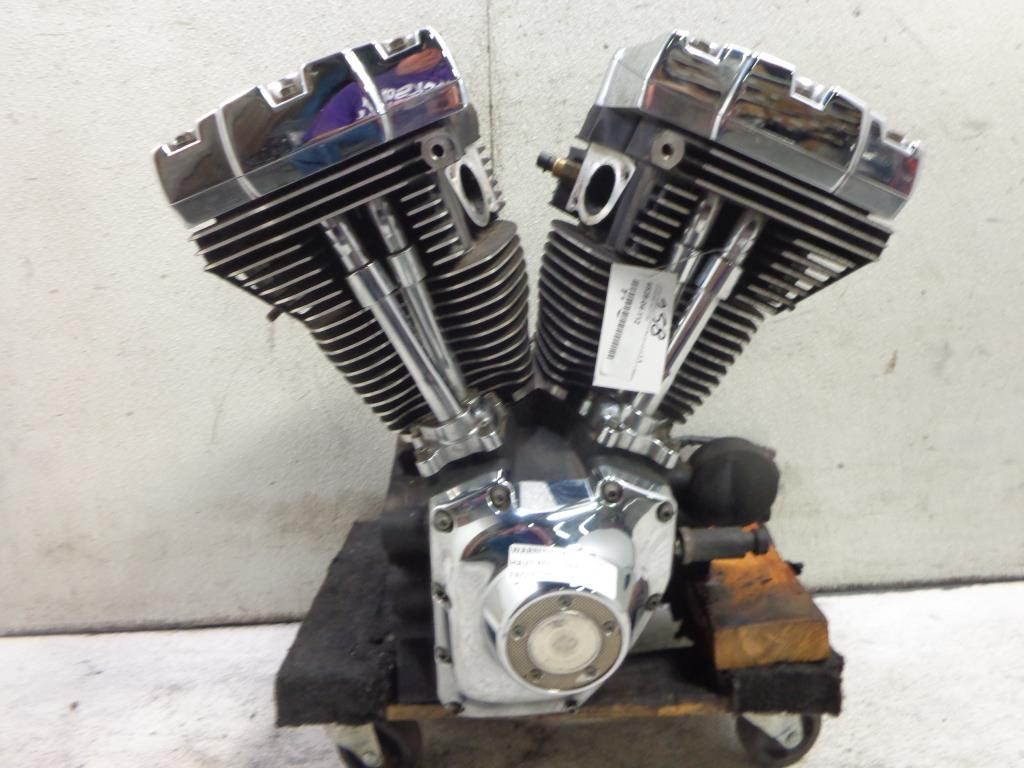 USED Harley Davidson Twin Cam A 96 1584 ENGINE MOTOR (2008 2009 2010 FLH Touring)