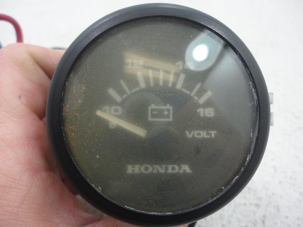 USED Honda Goldwing GL1800 1800 VOLT METER