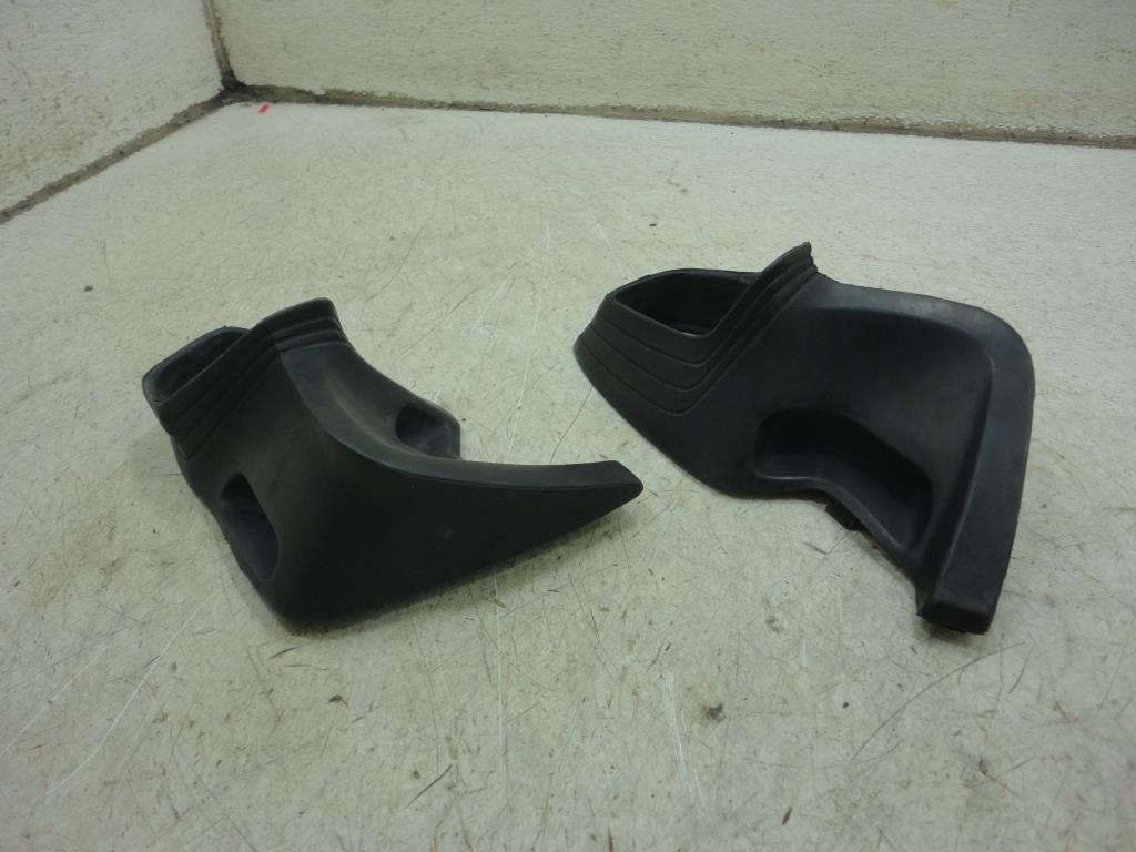 USED 1988-2000 Honda Goldwing GL1500 1500 A/I/SE LEFT RIGHT MIRROR BOOT SET