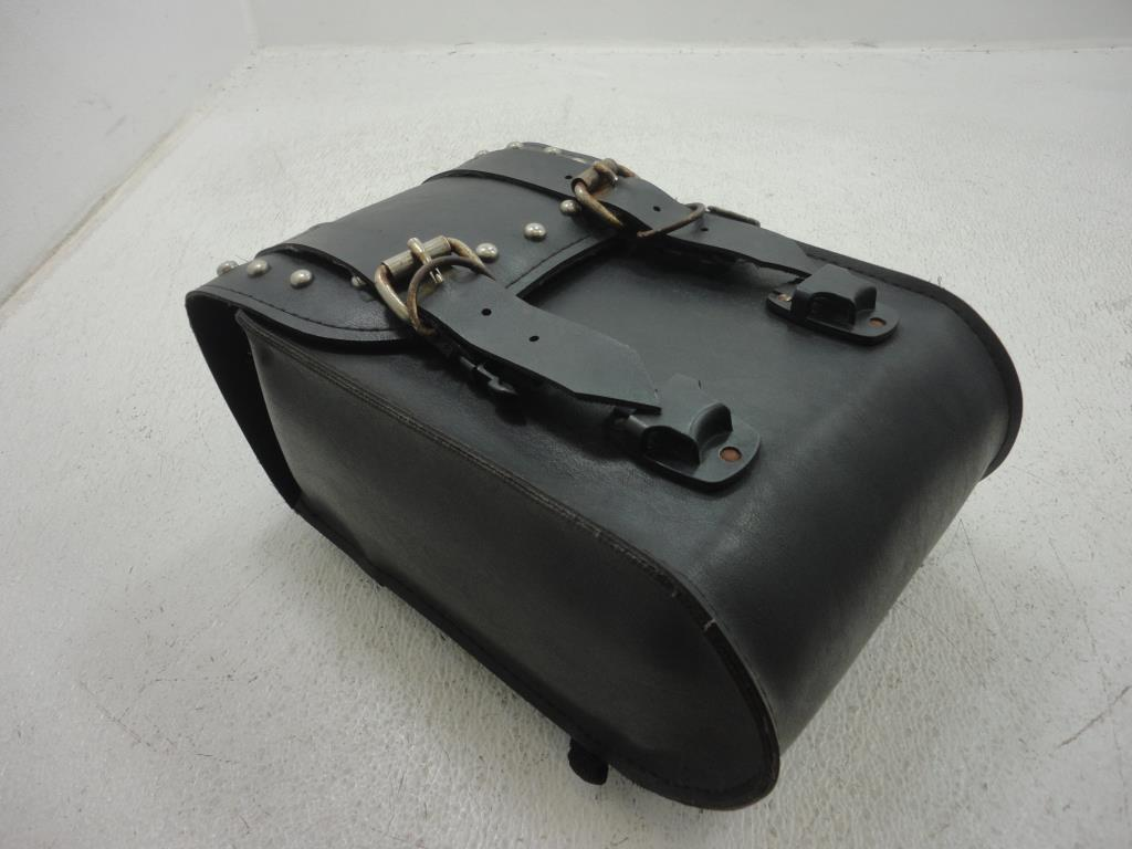 USED Yamaha Suzuki Kawasaki Harley Davidson Honda WILLIE AND MAX BACKREST BAG POUCH