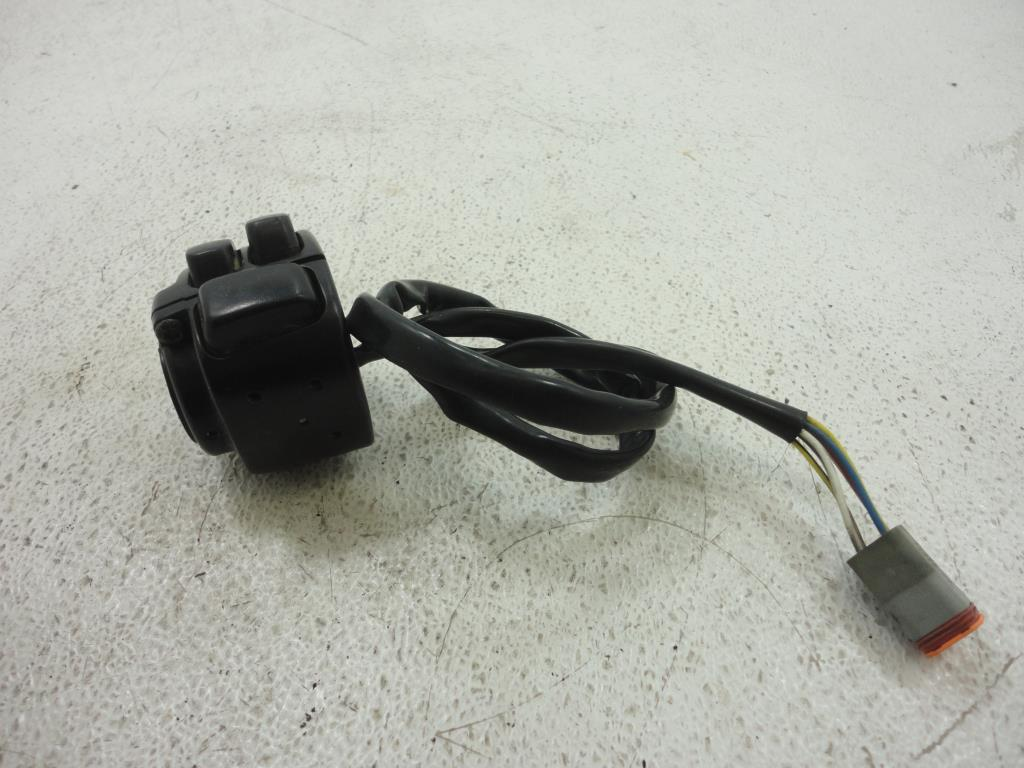 USED 00-07 Harley Davidson Sportster Softail Dyna Road LEFT HANDLEBAR CONTROL SWITCH