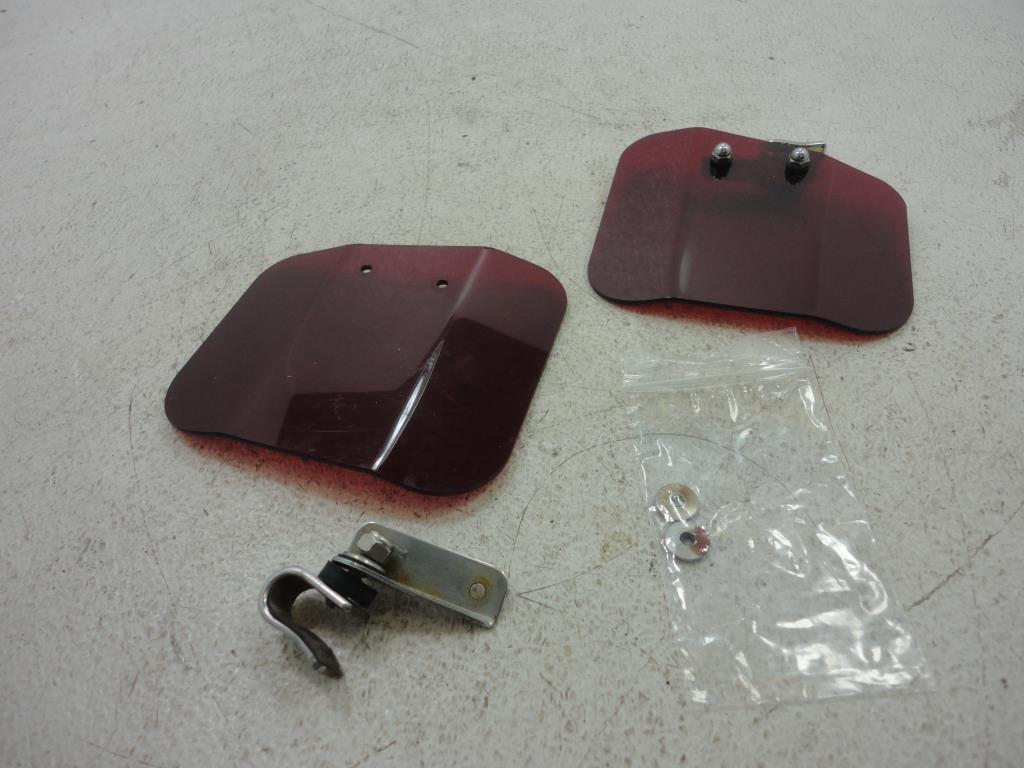USED 1988-2000 Honda Goldwing GL1500 DEFLECTOR DEFLECTORS SET UPPER MIRROR MOUNT