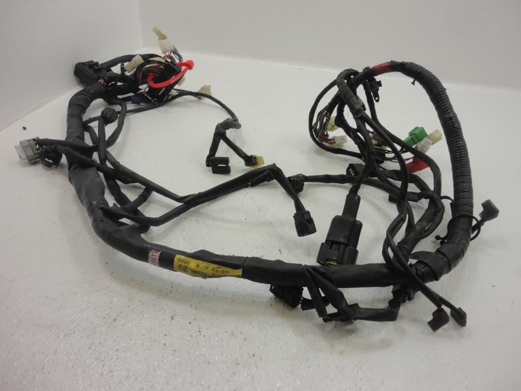 561 Yamaha Warrior Wiring Harness on out board 11 pin, virago xv500, trim gauge, outboard main,
