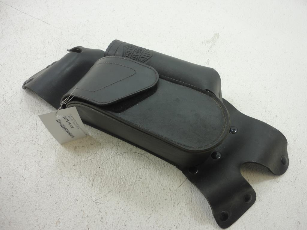 USED Harley Davidson Touring PASSENGER SADDLEBAG GUARD BAG POUCH LEFT