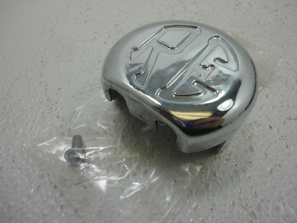 USED 2016 Royal Enfield Bullet 500 STARTER CHROME STARTING MOTOR COVER
