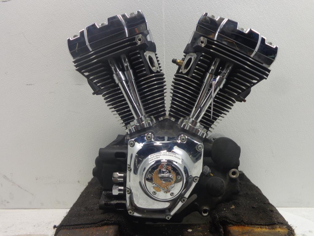 USED 2008-2014 Harley Davidson Softail Twin Cam B 96 ci 1584 cc ENGINE MOTOR