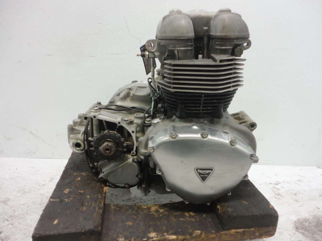 USED 2001-2008 Triumph ENGINE MOTOR TRANSMISSION Bonneville T100 CARB MODELS