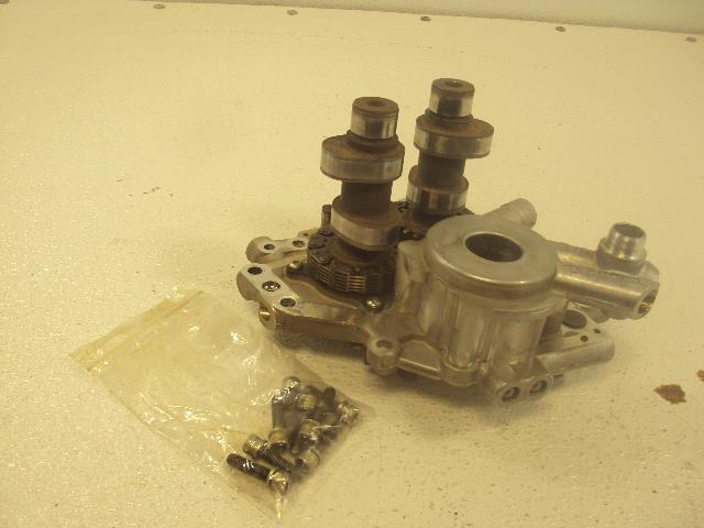 USED 00-06 Harley Davidson Twin Cam OIL PUMP CAM SUPPORT PLATE CAMS MOTOR ENGINE