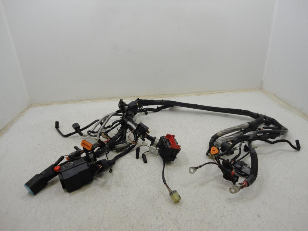 USED 2004-2007 Buell XB MAIN WIRE HARNESS LOOM Firebolt Lightning XB12 XB9 S/SX/SGS