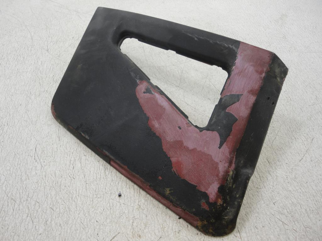 USED 1987-2007 Kawasaki KLR650 650 LEFT FAIRING RADIATOR SHROUD