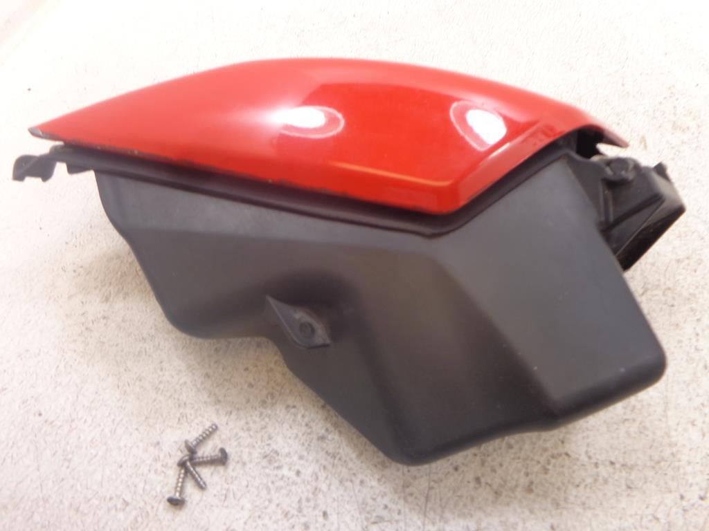 USED 08-10 Moto Guzzi Stelvio 1200 RIGHT FAIRING POCKET GLOVE COMPARTMENT COVER
