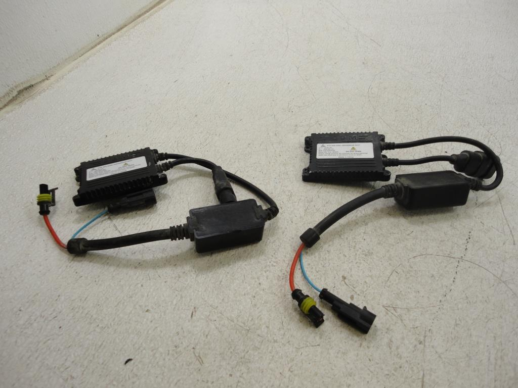 USED DDM Light Box Control HEADLIGHT LED CONTROL SET 2