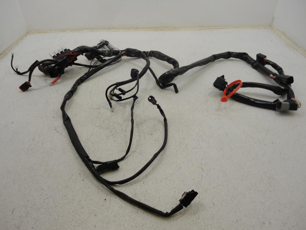 Pinwall Cycle Parts Inc Your One Stop Motorcycle Shop For Used Harley Davidson Wiring Connectors 1998 Dyna Fxd Fxdl Fxdwg Fxds Main Wire Harness 69558 98