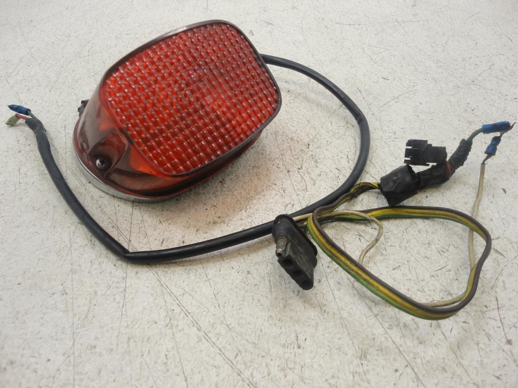 Pinwall Cycle Parts Inc Your One Stop Motorcycle Shop For Used Wire Harness A 73 Ironhead Harley Davidson Rear Taillight Brake Light 93 Flh Softail Dyna Sportster Fxr